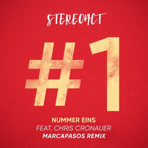 Nummer Eins (Marcapasos Remix) von Stereoact