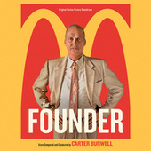 The Founder (Original Motion Picture Soundtrack) by Various Artists