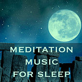 Meditation Music for Sleep – Sounds of Nature with Soothing Piano to Help You Relieve Stress and Sleep by Spa Music Masters