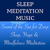 Sleep Meditation Music – Sound of the Sea for Deep Sleep, Yoga & Mindfulness Meditation by Spa Music Masters