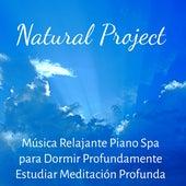 Natural Project - Música Relajante Piano Spa para Dormir Profundamente Estudiar Meditación Profunda con Sonidos Bienestar Soft Calmantes by Meditation Music Guru