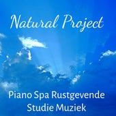 Natural Project - Piano Spa Rustgevende Studie Muziek voor Diepe Slaap Zen Meditatie Yoga Chakra met Natuur Zachte Instrumentale Geluiden by Meditation Music Guru