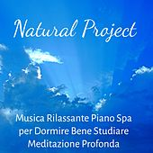 Natural Project - Musica Rilassante Piano Spa per Dormire Bene Studiare Meditazione Profonda con Suoni Benessere Soft Calmanti by Meditation Music Guru