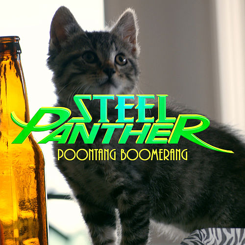 Play & Download Poontang Boomerang by Steel Panther | Napster
