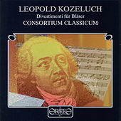 Play & Download Kozeluch: Wind Divertimenti by Consortium Classicum | Napster