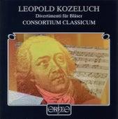 Kozeluch: Wind Divertimenti by Consortium Classicum