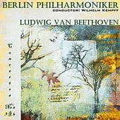 Beethoven: Concertos No's 3 & 4 by Berlin Philharmoniker