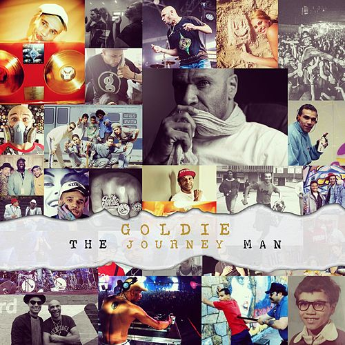 The Journey Man by Goldie