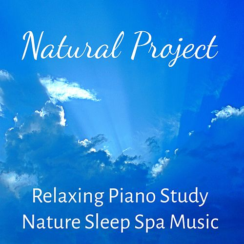 Play & Download Natural Project - Relaxing Piano Study Nature Sleep Spa Music for Stress Relief Deep Meditation with Healing Calming Soft Sounds by Meditation Music Guru | Napster