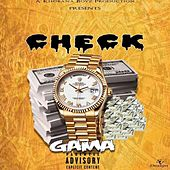 Get a Check by Gama