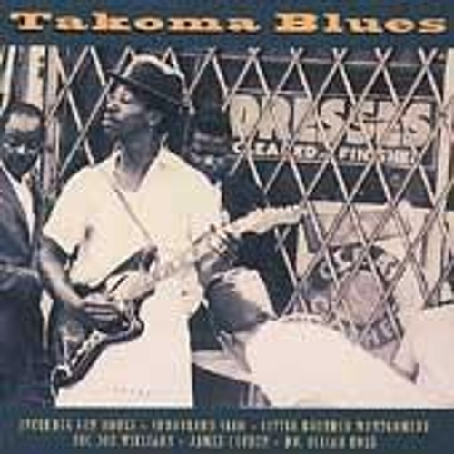 Play & Download Takoma Blues by Various Artists | Napster