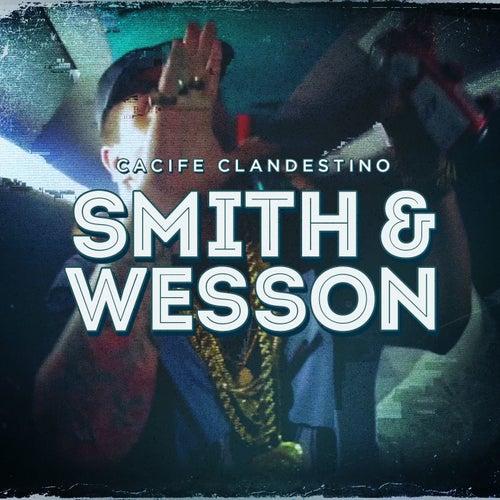 Smith & Wesson de Cacife Clandestino