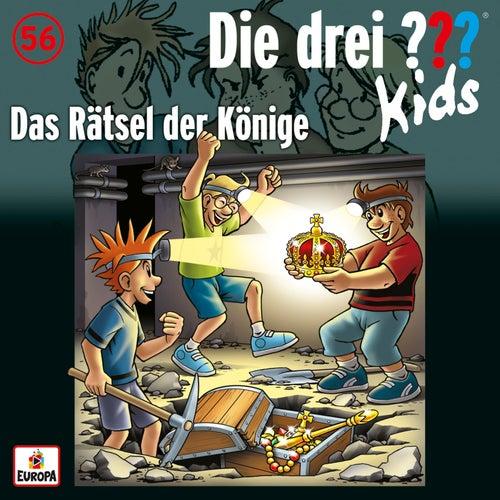 056/Das Rätsel der Könige von Die Drei ??? Kids