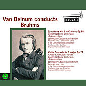 Play & Download Van Beinum Conducts Brahms by Eduard Van Beinum | Napster