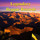 Legendary Reggae Records von Various Artists
