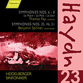 Play & Download Haydn: Complete Symphonies, Vol. 23 by Heidelberger Sinfoniker | Napster
