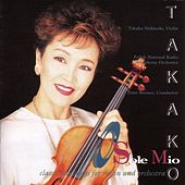 O Sole Mio: Classic Love Songs for Violin and Orchestra by Takako Nishizaki