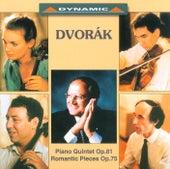 Dvorak: Piano Quintet in A Major / 4 Romantic Pieces by Salvatore Accardo
