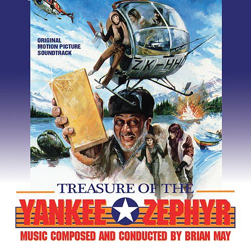 Play & Download Treasure of the Yankee Zephyr (Original Motion Picture Soundtrack) by Brian May | Napster