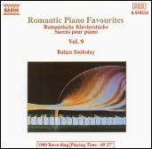 Romantic Piano Favourites Vol. 9 by Various Artists