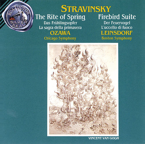Play & Download Starvinsky-Le Sacre Du Printemps + Firebird Suite by Igor Stravinsky | Napster