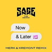 Now and Later (Merk & Kremont Remix) by Sage The Gemini