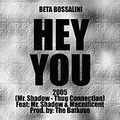 Play & Download Hey You (feat. Mr. Shadow & Macnificent) by Beta Bossalini | Napster