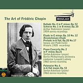 The Art of Frédéric Chopin by Various Artists
