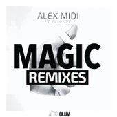 Play & Download Magic (Remixes) by Alex Midi | Napster
