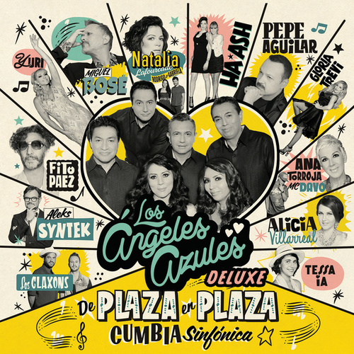 Play & Download De Plaza En Plaza (Cumbia Sinfónica/Deluxe) by Los Angeles Azules | Napster