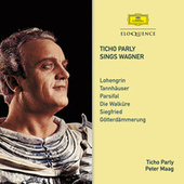 Ticho Parly Sings Wagner von Peter Maag