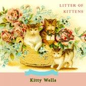 Litter Of Kittens by Kitty Wells