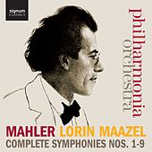 Mahler: Symphonies Nos. 1-9 by Various Artists
