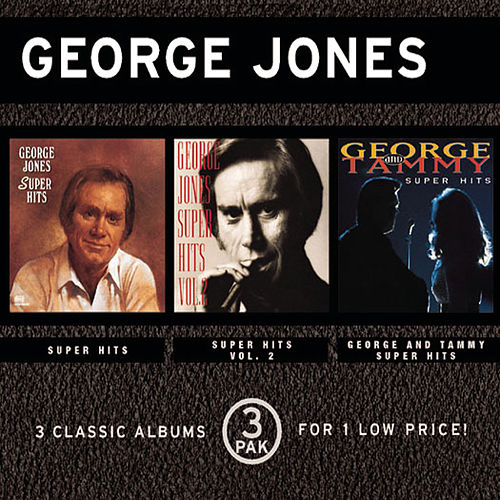 Super Hits/Super Hits Vol. 2/George &... by George Jones