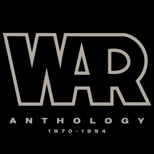 Anthology 1970-1974 de WAR