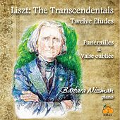 Liszt: The Transcendentals by Barbara Nissman