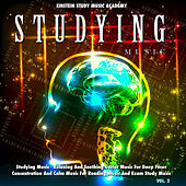 Studying Music - Relaxing and Soothing Guitar Music for Deep Focus Concentration and Calm Music for Reading Music and Exam Study Music, Vol. 2 by Einstein Study Music Academy (1)
