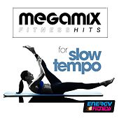 Megamix Fitness Hits for Slow Tempo (24 Tracks Non-Stop Mixed Compilation for Fitness & Workout) by Various Artists