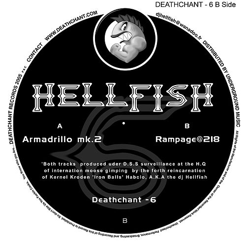 Play & Download Armadrillo Mk.2 by Hellfish | Napster
