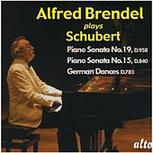 Play & Download Schubert: Piano Sonatas Nos. 15 & 19; 16 German Dances by Alfred Brendel | Napster
