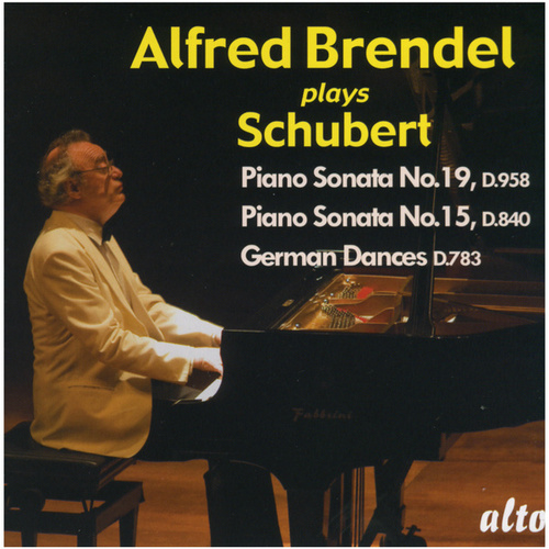 Schubert: Piano Sonatas Nos. 15 & 19; 16 German Dances by Alfred Brendel