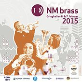 NM Brass 2015 - 3. divisjon by Various Artists