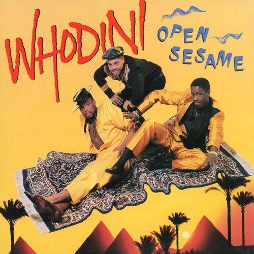 Open Sesame by Whodini