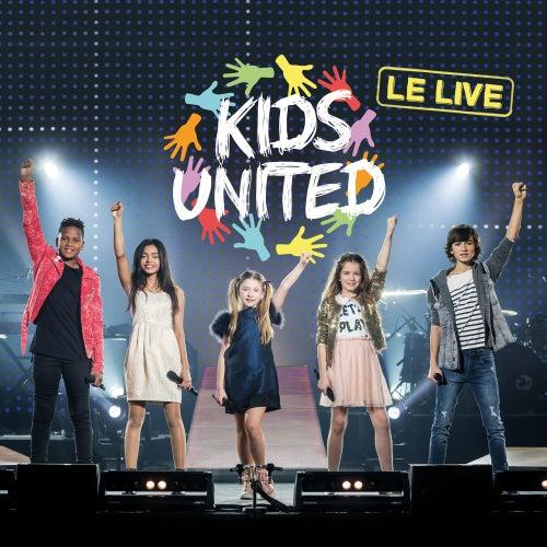 Kid United (Live) de Kids United