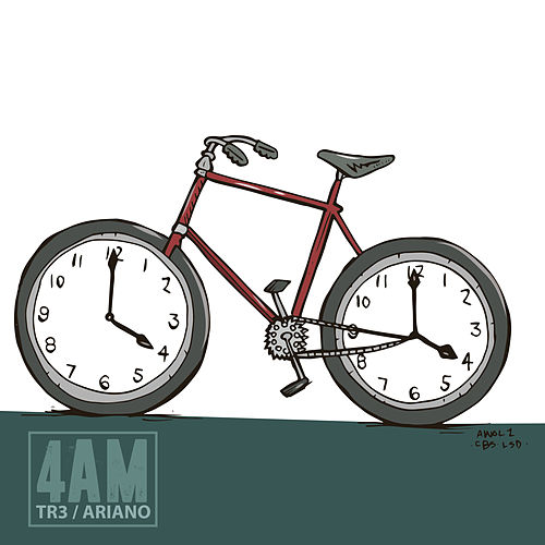 Play & Download 4 AM (feat. Ariano) by Tr3 | Napster