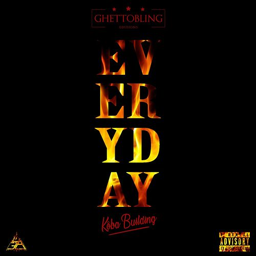 Play & Download Everyday by Kôba Building | Napster