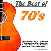 Espectacular Spanish Guitar: The Best of 70's (Spanish Guitar Edition) by Various Artists