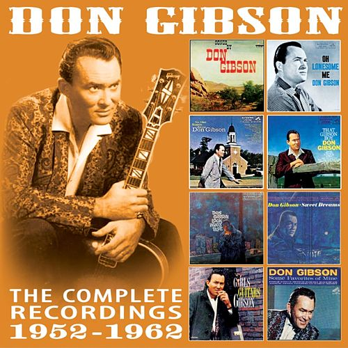 The Complete Recordings 1952 - 1962 de Don Gibson
