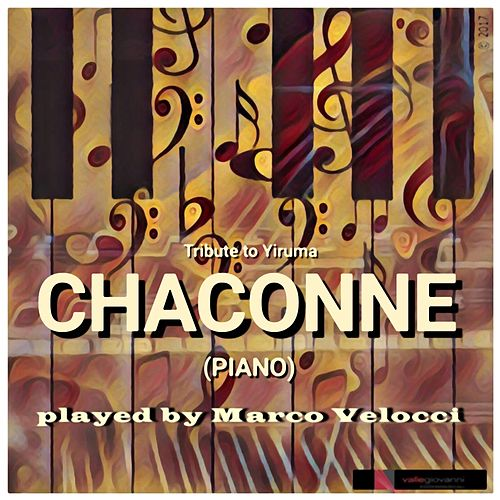 Play & Download Chaconne by Marco Velocci | Napster