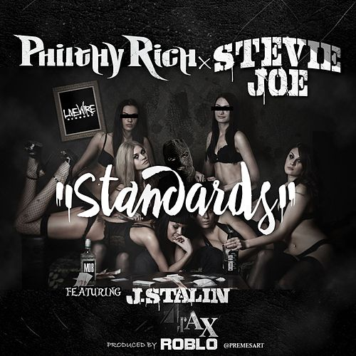 Play & Download Standards by Stevie Joe | Napster
